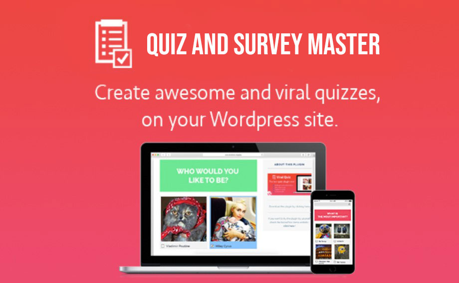 Wordpress Quiz Plugin Attracts More Users
