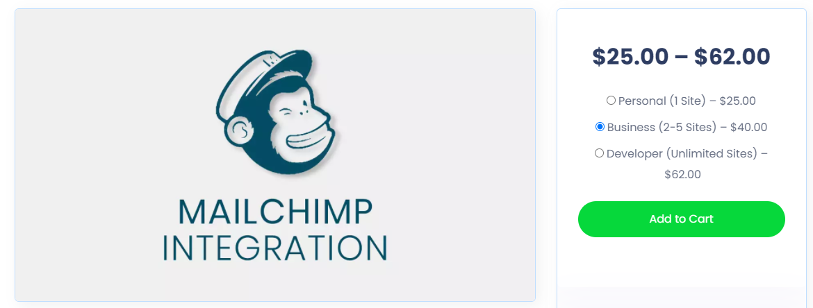 Quiz and Survey Master - MailChimp Integration - Downloading the Addon