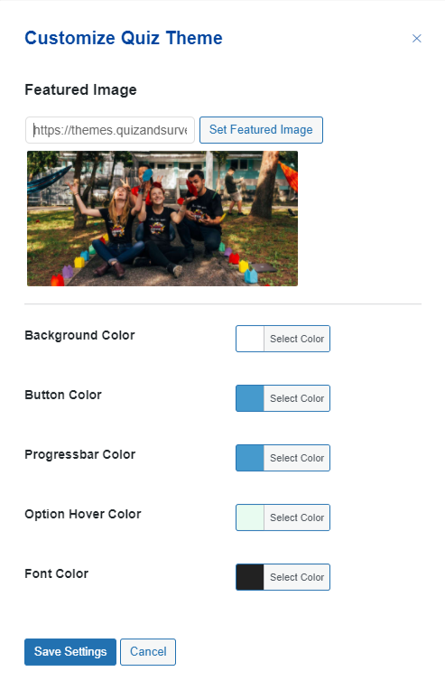 Breeze Theme Customizations - QSM Themes