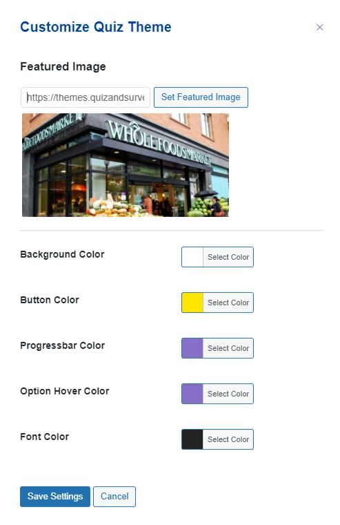 Fragrance Theme Customizations - QSM Themes