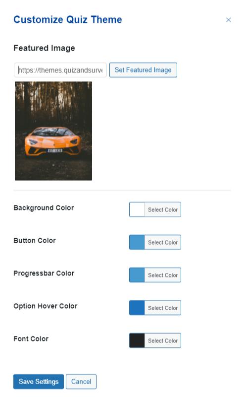 Ivory Theme Customizations - QSM Themes