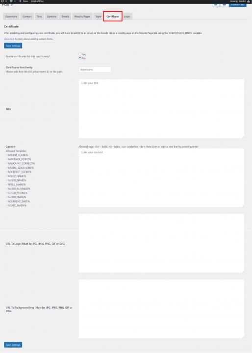 Best WordPress Poll Plugin - Offer free certificate