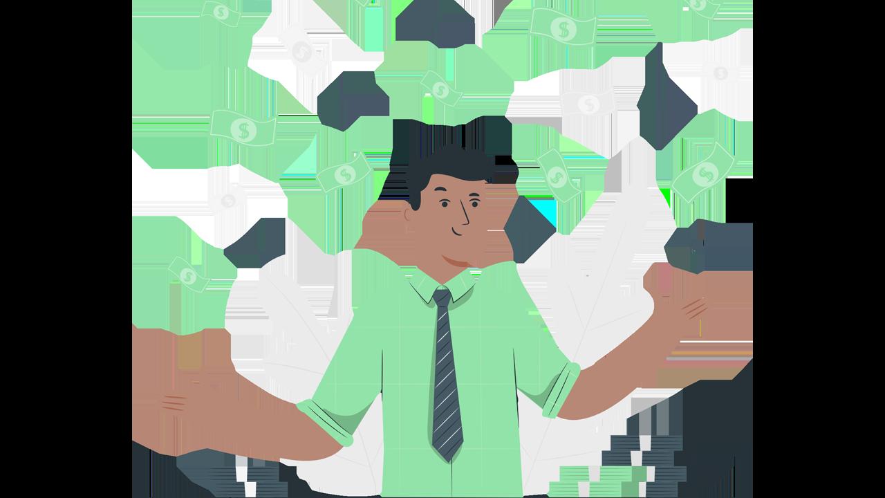 Money personality quiz- image